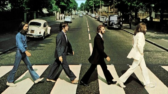 Fãs dos Beatles comemoram os 50 anos de uma das fotos mais famosas da história