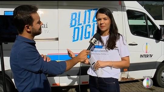 'Blitz Digital' esclarece dúvidas sobre o fim da TV analógica no RN