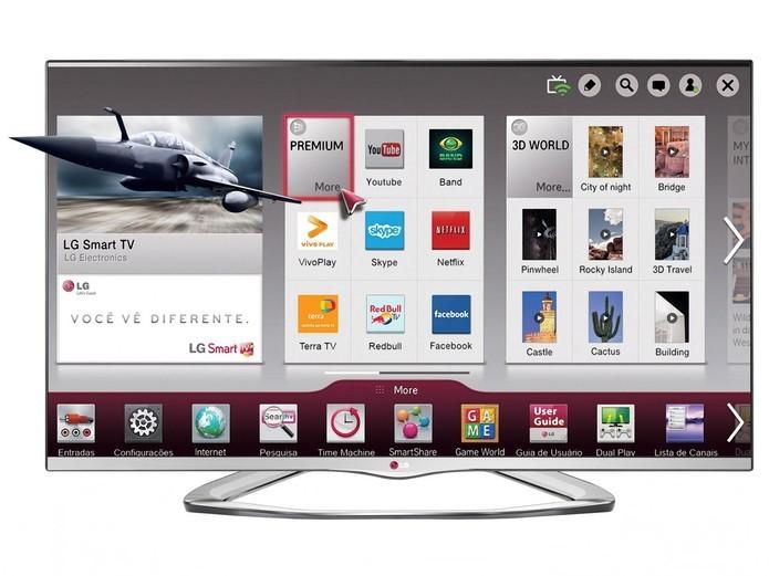 Como baixar e instalar aplicativos nas Smart TVs da LG   Dicas e