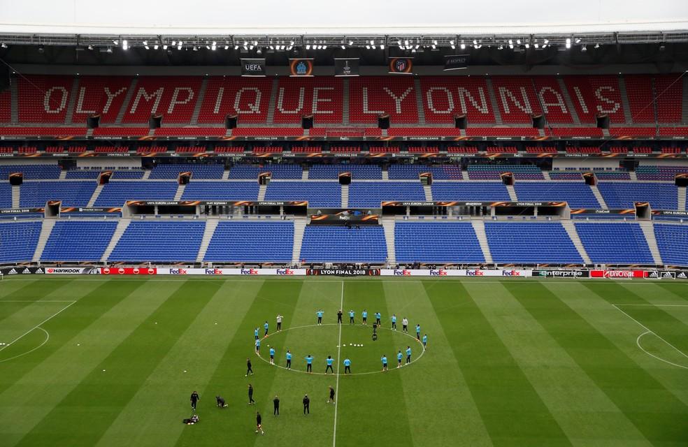 Olympique de Marselha buscará primeiro título continental de um francês no século logo na casa de um rival (Foto: Reuters)