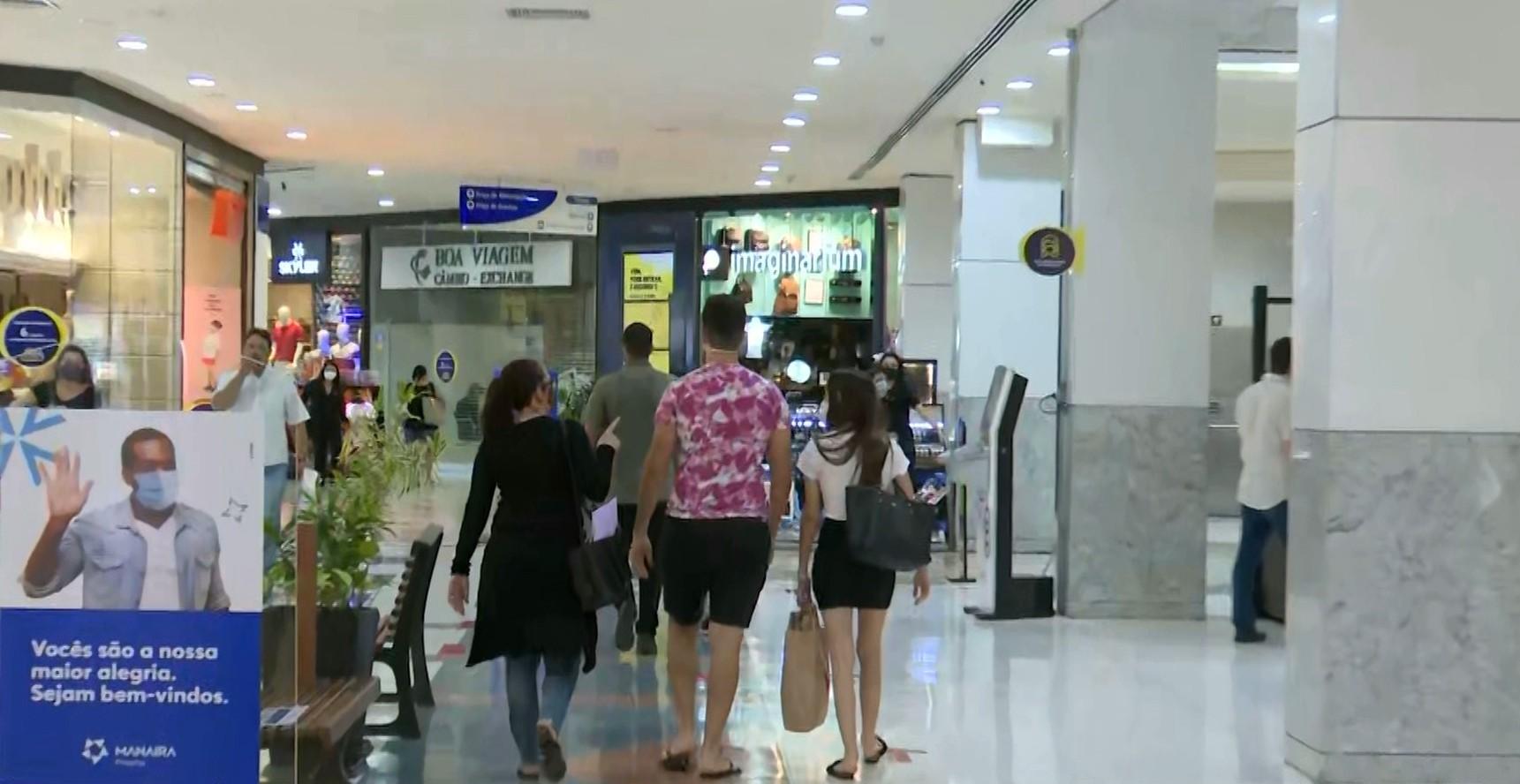 Shoppings reabrem em João Pessoa após restrição devido ao coronavírus