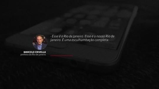 Prefeito Marcelo Crivella diz que Rio é 'uma esculhambação completa'