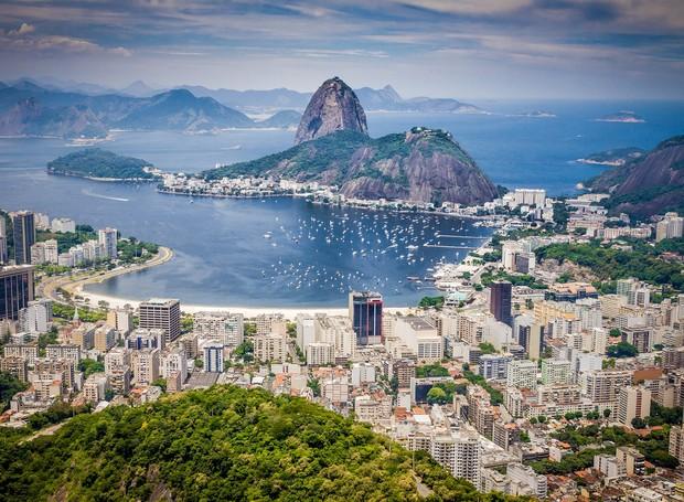 Rio de Janeiro é escolhido pela Unesco para abrigar o título de Capital Mundial da Arquitetura (Foto: Pixabay)