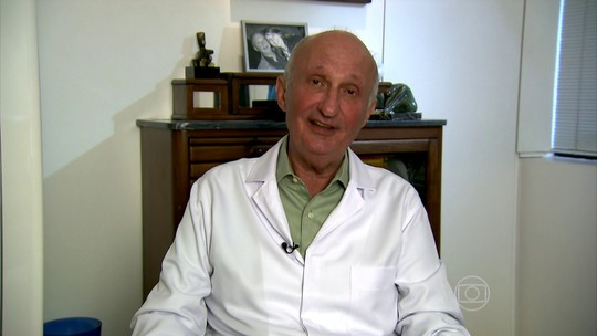 Alfredo Halpern explica que obesidade é doença
