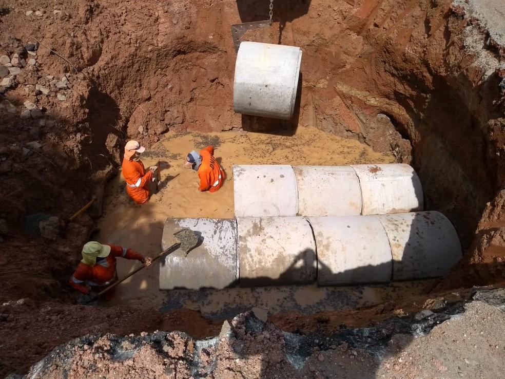 Km 261 BR-222 — Foto: Divulgação/PRF