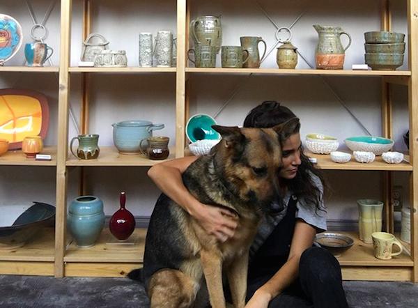 Nikki Reed e Ian Somerhalder lamentaram a morte da cachorra Ira (Foto: Instagram)