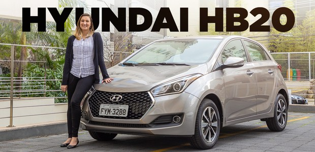 Hyundai HB20 1.6 Premium automático (Foto: Autoesporte)