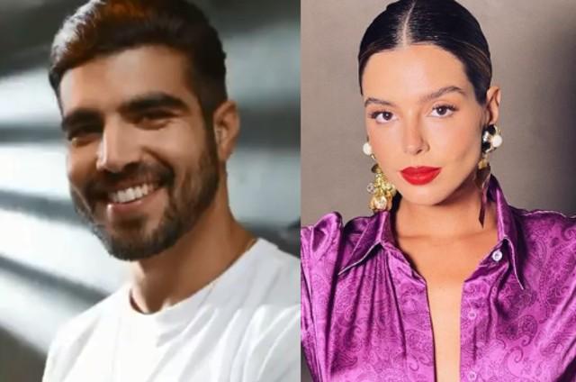Caio Castro e Giovanna Lancellotti (Foto: Reprodução)