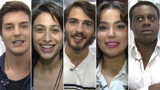 'A Fórmula': elenco conta como se imagina daqui a 30 anos
