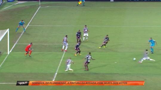 """Gatito, do Botafogo, faz defesaça e vira """"vilão"""". Veja os resultados das enquetes"""