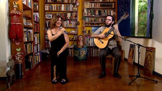 Titane celebra carreira e canta obra do compositor Elomar