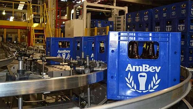 Unidade de produção da Ambev em João Pessoa (Foto: Divulgação)