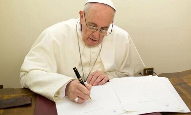 Papa Francisco (Foto: Divulgação)