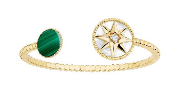 A pulseira Rose des Vents, lançamento da Dior (Foto: Divulgação)