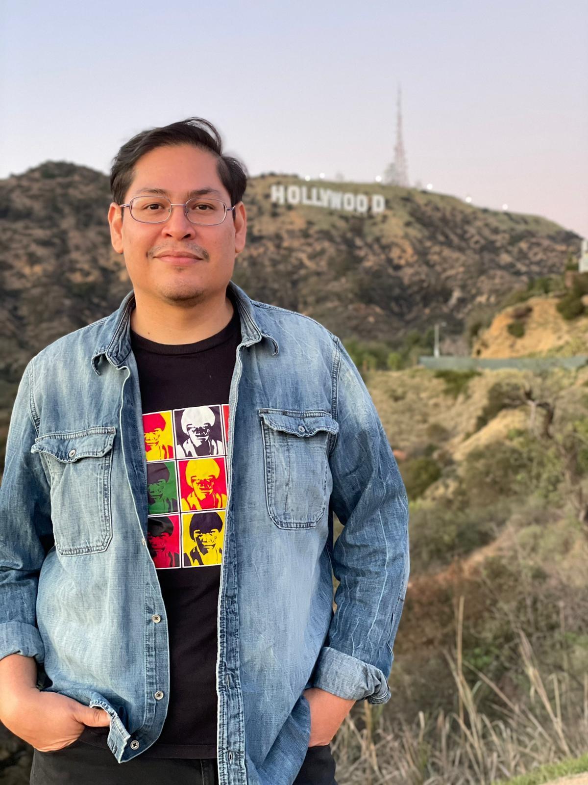 'Derrubando muros', indígena de MS lança curta-metragem em Hollywood