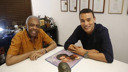 """Podcast: Gilberto Gil diz ter seis times e explica """"Aquele abraço"""" para a torcida do Flamengo"""