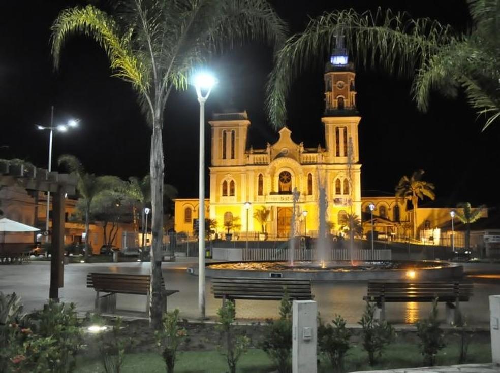 Festival será realizado na Praça Governador Portela, no Centro da cidade (Foto: Divulgação/Prefeitura de Bom Jesus do Itabapoana)