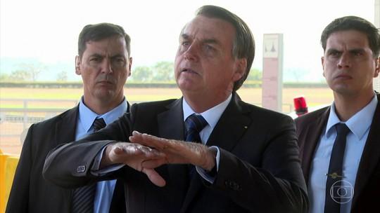 Bolsonaro volta a sinalizar que pode interferir na troca de cargos do comando da PF