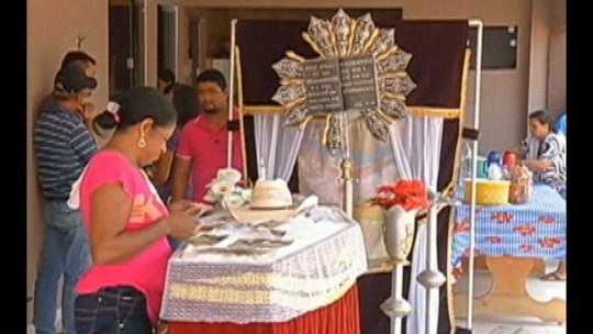 Corpo de vereador assassinado é velado em Pau D'Arco, no Pará