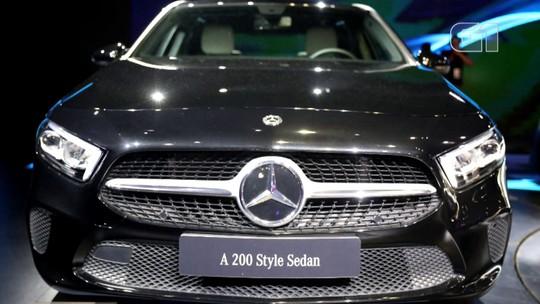 Salão de SP 2018: Mercedes-Benz mostra novo Classe A e destaca linha AMG