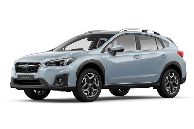 Subaru XV seguiu a nova geração do Impreza e ficou mais arrojado (Foto: Divulgação)