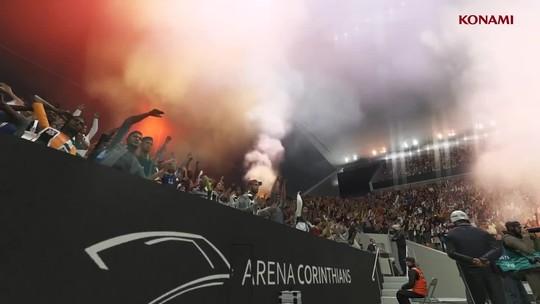 PES 2018 terá estádio de São Januário e Coutinho na capa do game