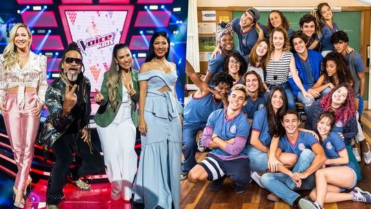 Emmy Kids 2019: 'Malhação: Vidas Brasileiras' e 'The Voice Kids' são indicados à premiação