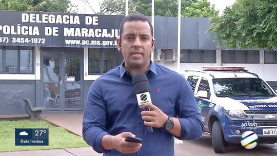 Polícia faz operação contra o crime organizado em Maracaju, MS