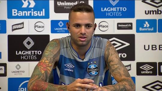 """Luan comenta ausência na Seleção e afirma: """"Não me arrependo de não ter ido para a Europa"""""""
