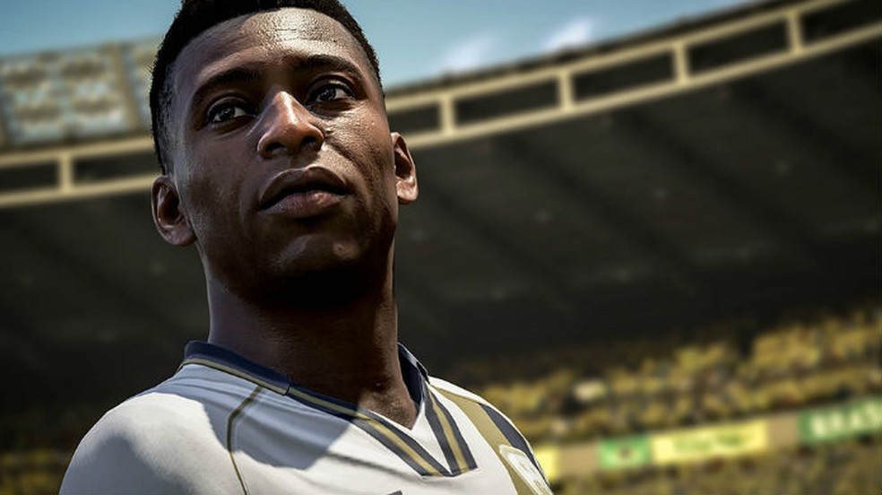 Fifa 18 terá Icons como o Rei do Futebol, Pelé (Foto: Divulgação / EA)