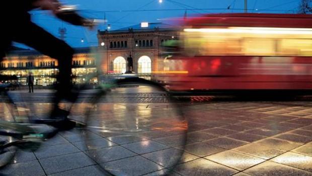Transporte integrado em Hannover, na Alemanha: é só usar o app (Foto: Flickr/üsstra)