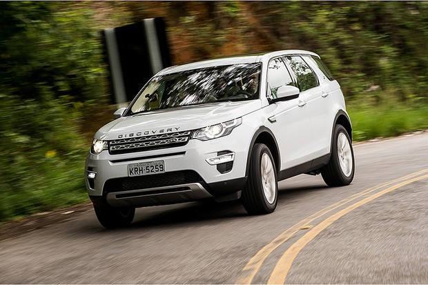 Land Rover Discovery Sport HSE SD4 (Foto: Land Rover)