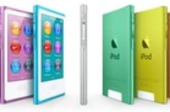iPod Nano - geração 7