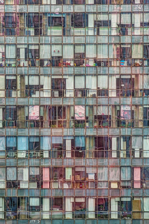 Office building, Pequim, China (Foto: Tom Stahl)