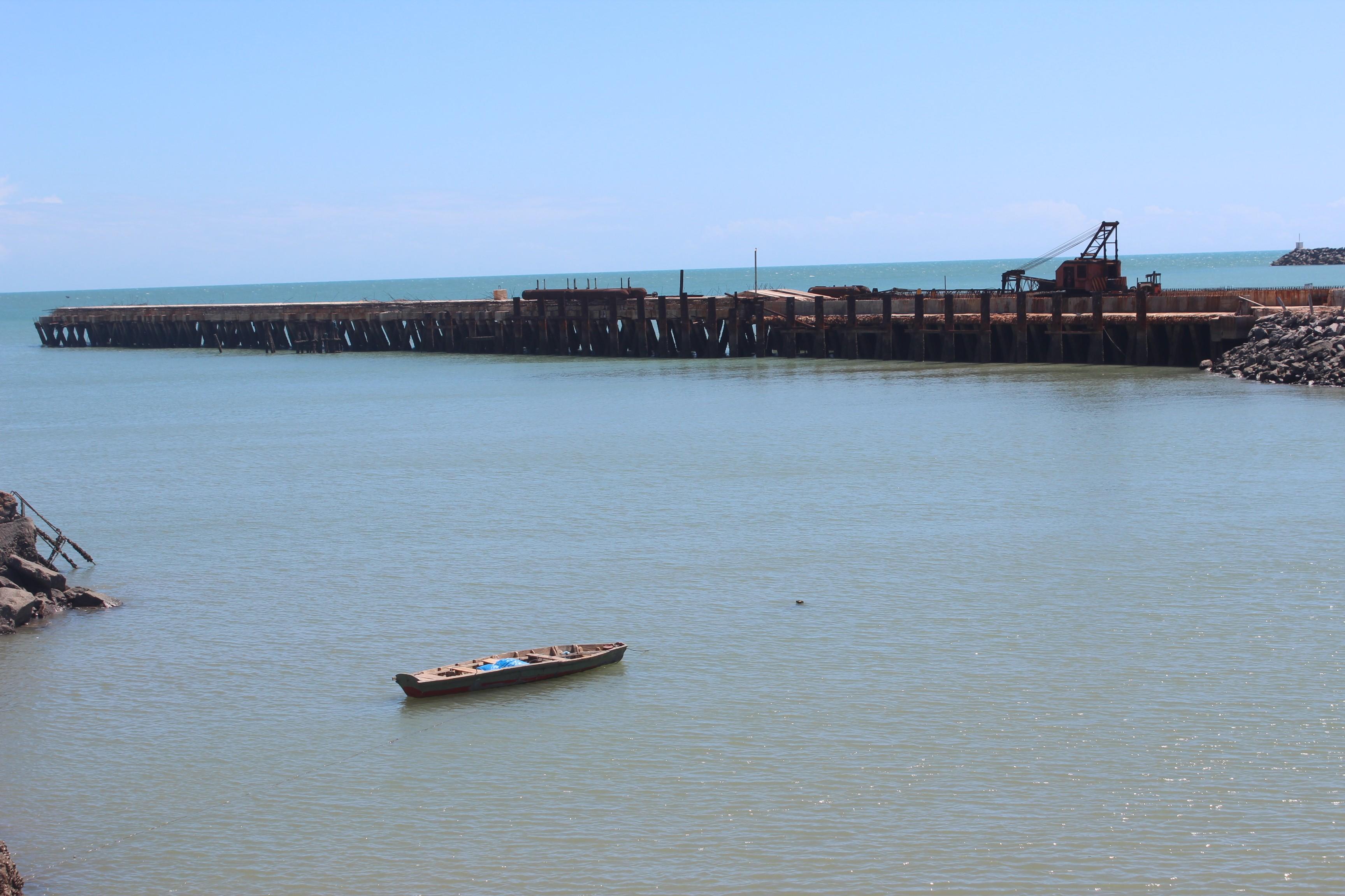Homem é encontrado morto a tiros no quebra-mar em Luís Correia, no litoral do Piauí