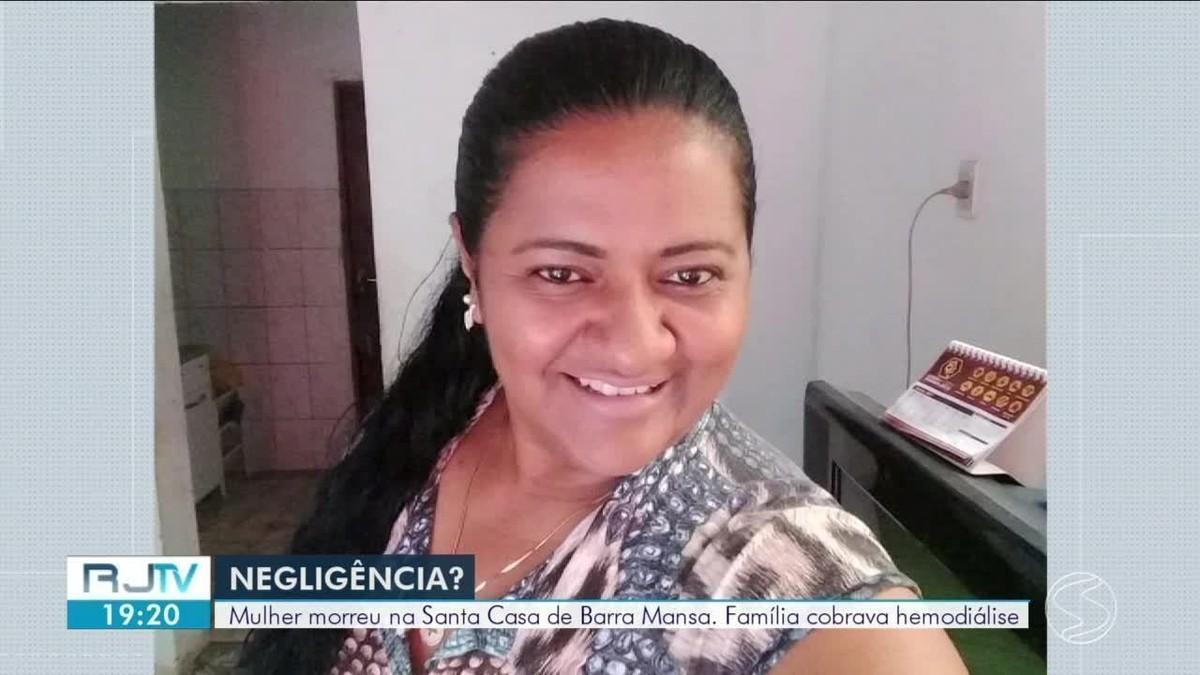 Após morte de paciente, família acusa hospital de Barra Mansa de não oferecer hemodiálise - G1