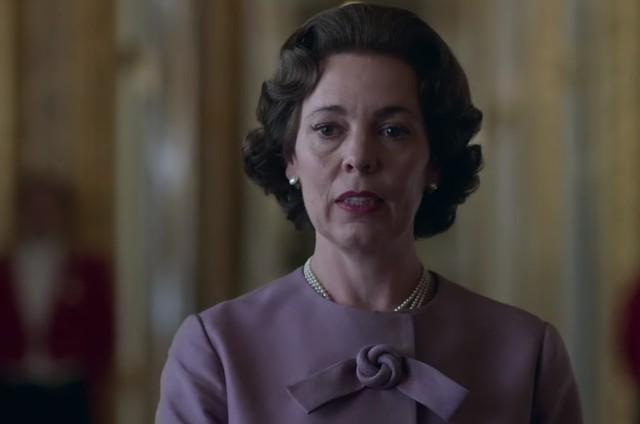 Olivia Colman como Elizabeth II na nova temporada de 'The Crown' (Foto: Reprodução)
