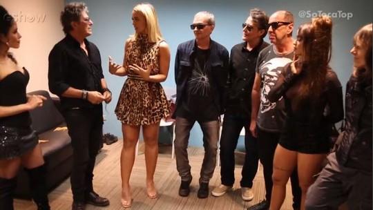 Evandro Mesquita explica como é compor as músicas da Blitz: 'Uma criação coletiva'