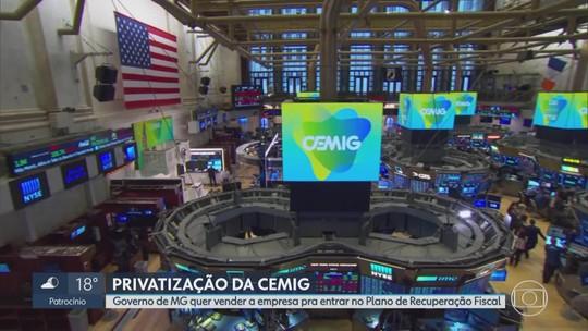 Governo de MG comemora lucro recorde da Cemig e defende a privatização da estatal