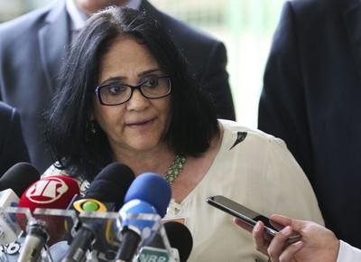 Damares Alves-Ministério da Mulher, Família e Direitos Humanos-funai (Foto: Valter Campanato/Agência Brasil)