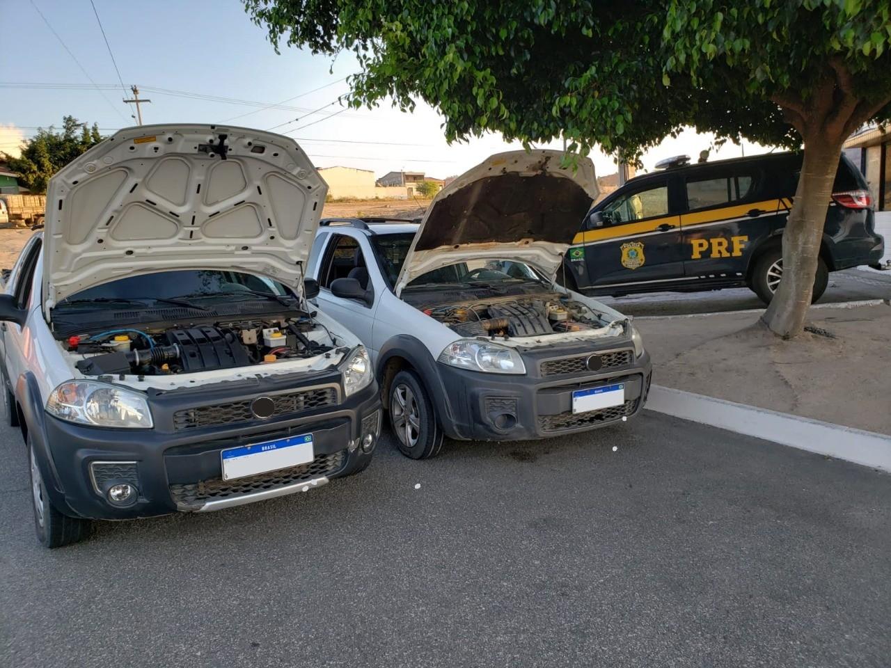 Homem é detido com réplica de pistola e caminhonete roubada em São Caetano