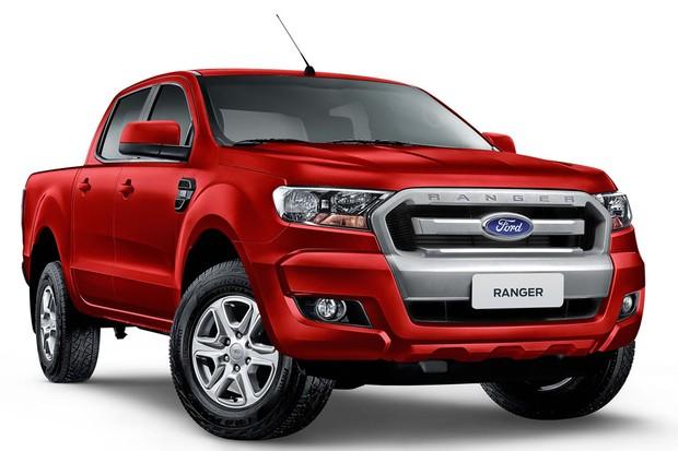 Ford Ranger XLS 4x2 automatica 2019 (Foto: Divulgação)
