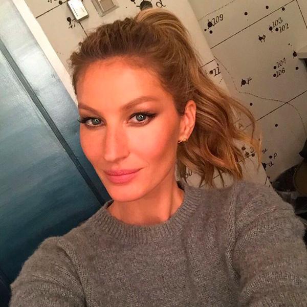 A modelo Gisele Bundchen (Foto: Instagram)