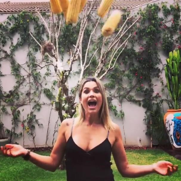 Flavia Alessandra (Foto: Instagram/Reprodução)