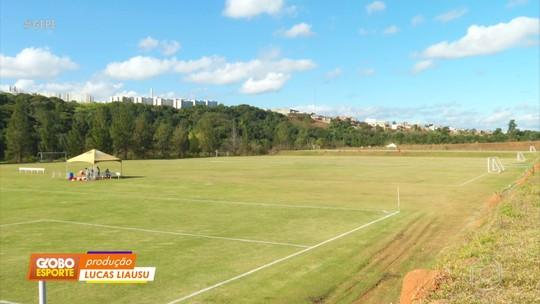 """Tranquilidade e """"padrão Fifa"""": Sport opta por refúgio em Sorocaba"""