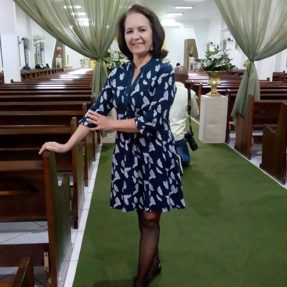 Técnica educacional aposentada morre com Covid-19 em Jaciara (MT) aos 65 anos