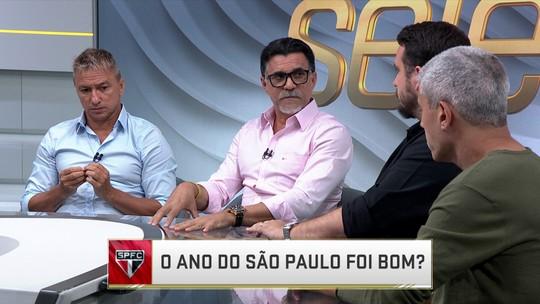 Ricardo Rocha fala sobre demissão de Aguirre, Rodrigo Caio e ano do São Paulo no Seleção
