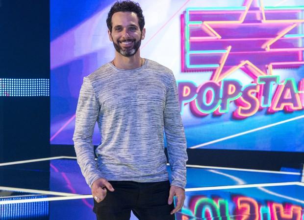 Mouhamed Harfouch (Foto: Estevan Avellar/TV Globo)