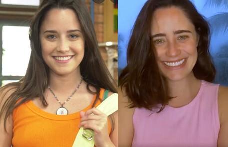 Fernanda Vasconcellos estrelou 'Malhação' em 2005 como Betina. A atriz tem uma carreira de sucesso em novelas, séries e filmes Reprodução