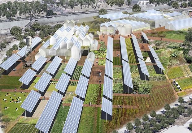 Projeto Bateria Urbana (Foto: C40 Cities)